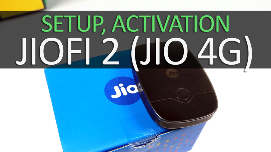 Step-by-step Guide on How to Setup the JioFi 2 Wireless
