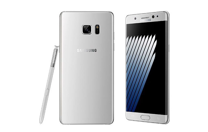 8 Confirms Samsung Note Galaxy With For New 2017 Inadvertently