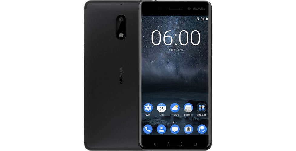 Nokia 6 sold out in 60 seconds, Amazon India Sale, Vivo V5