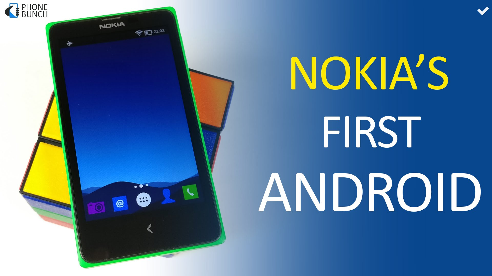 Nokia planning to launch as many as seven Android