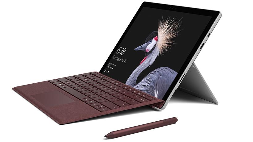Microsoft announces new Surface Pro, packs optional 4G LTE ...