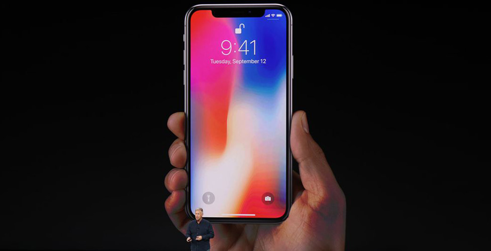 huge selection of 41184 0e7c7 Apple iPhone X comes with a 5.8-inch OLED edge-to-edge screen ...
