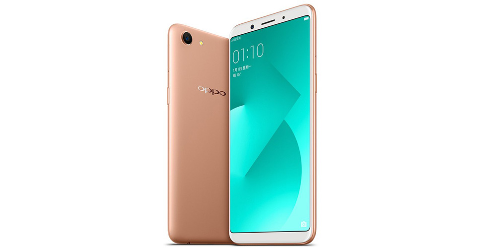 Oppo A83 arrives with 5 7-inches full-screen display, face unlock