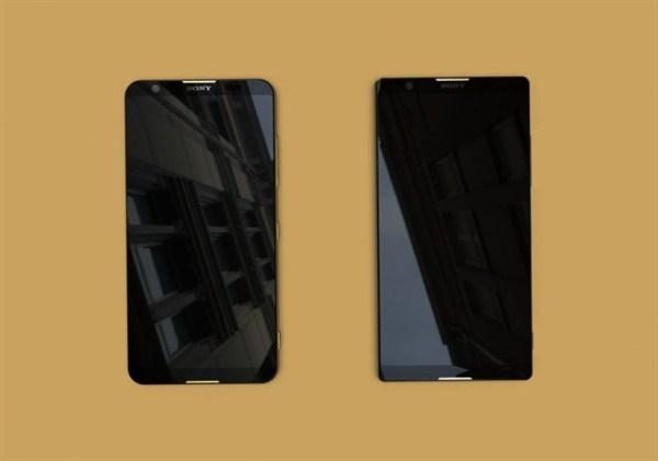 bezel design phones