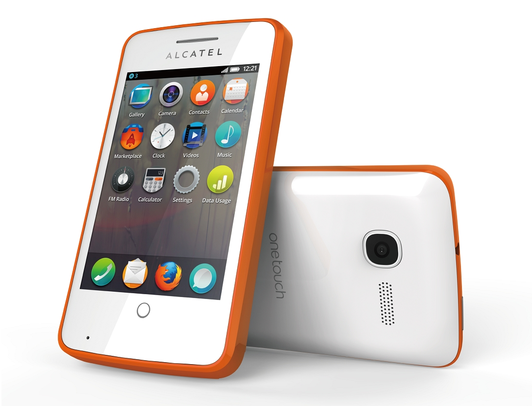 Alcatel One Touch Fire