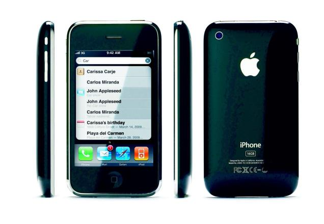 Apple iPhone 3GS Full Phone Specifications, Comparison