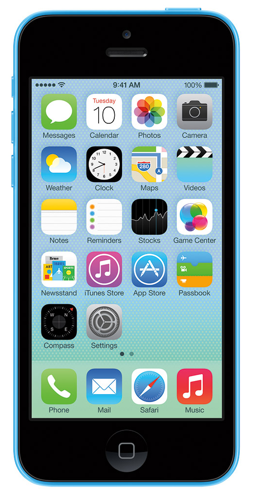 Apple iPhone 5C - Full Phone Specifications, Comparison