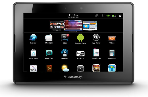 BlackBerry PlayBook 2012