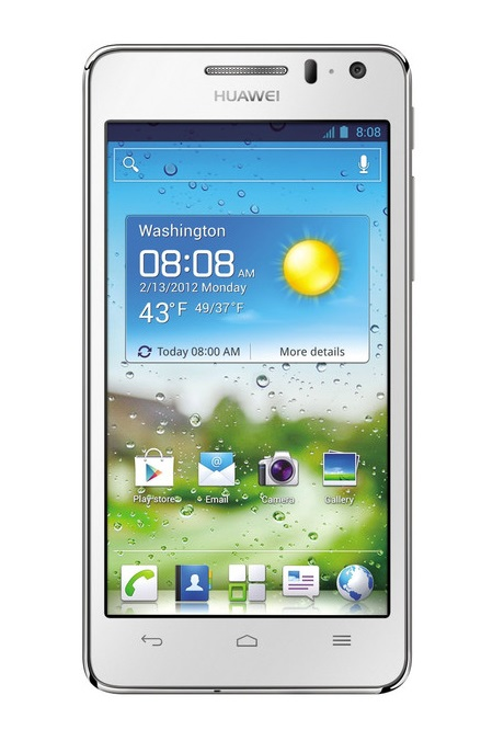 Huawei Ascend G615