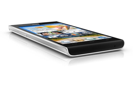 Huawei Ascend P2 Full Phone Specifications, Comparison