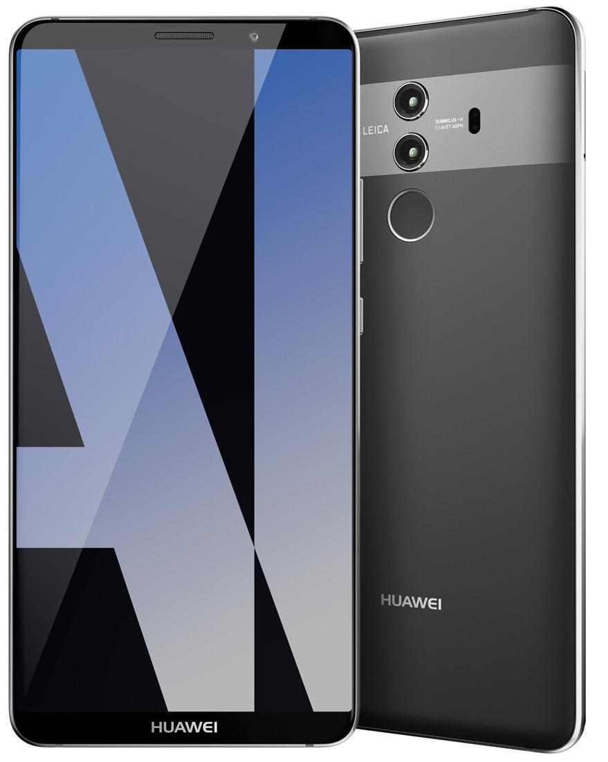 Huawei Mate 10 Pro Image Gallery