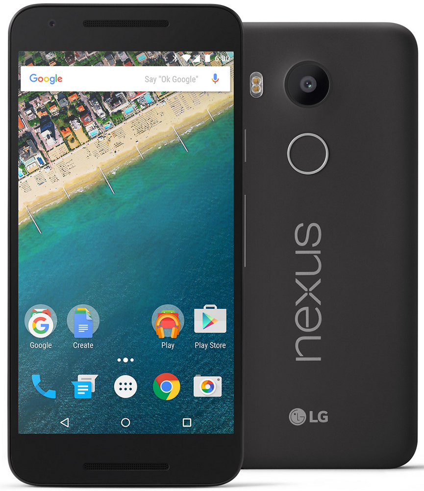 LG Nexus 5X Full Phone Specifications, Comparison and Price