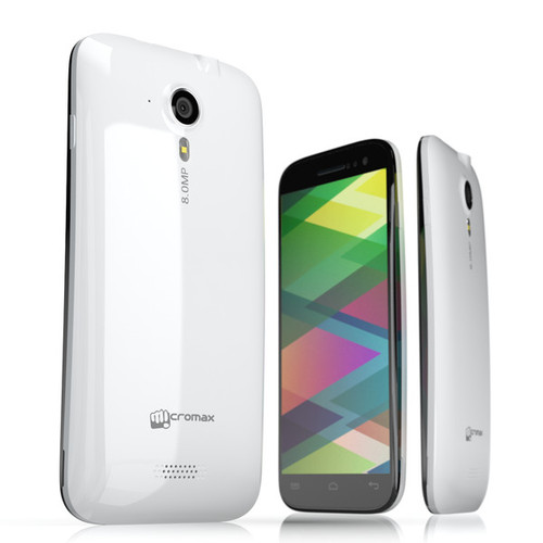 Micromax A116 Canvas HD - Full Phone Specifications ...
