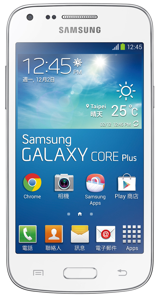 Samsung Galaxy Core Plus