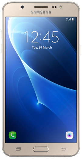 Samsung Galaxy J7 (2016) India