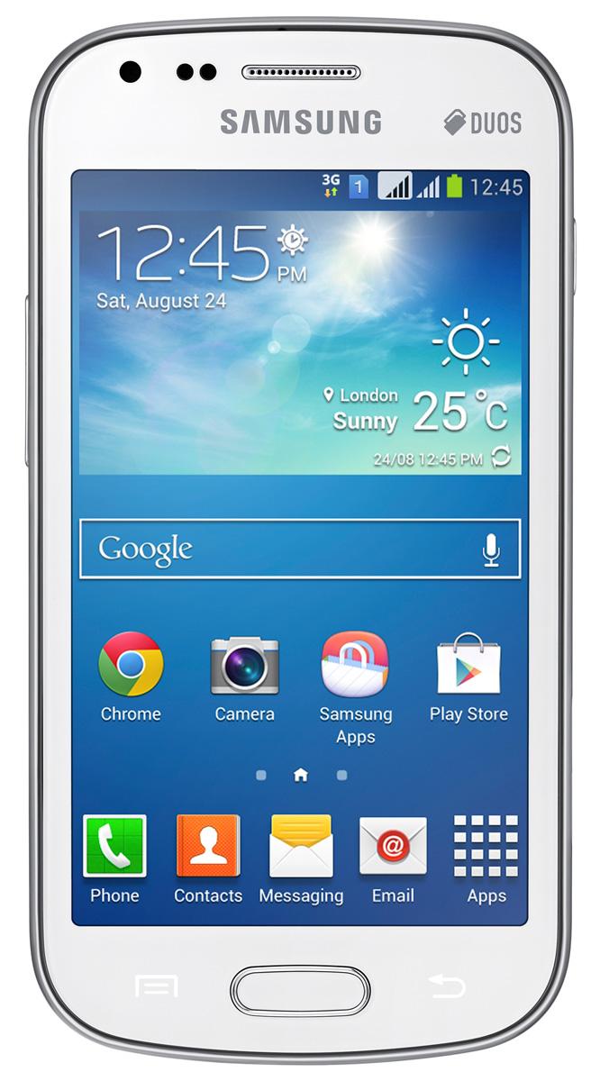 Samsung galaxy s duos s7562 full phone specifications - Samsung Galaxy S Duos 2 S7582