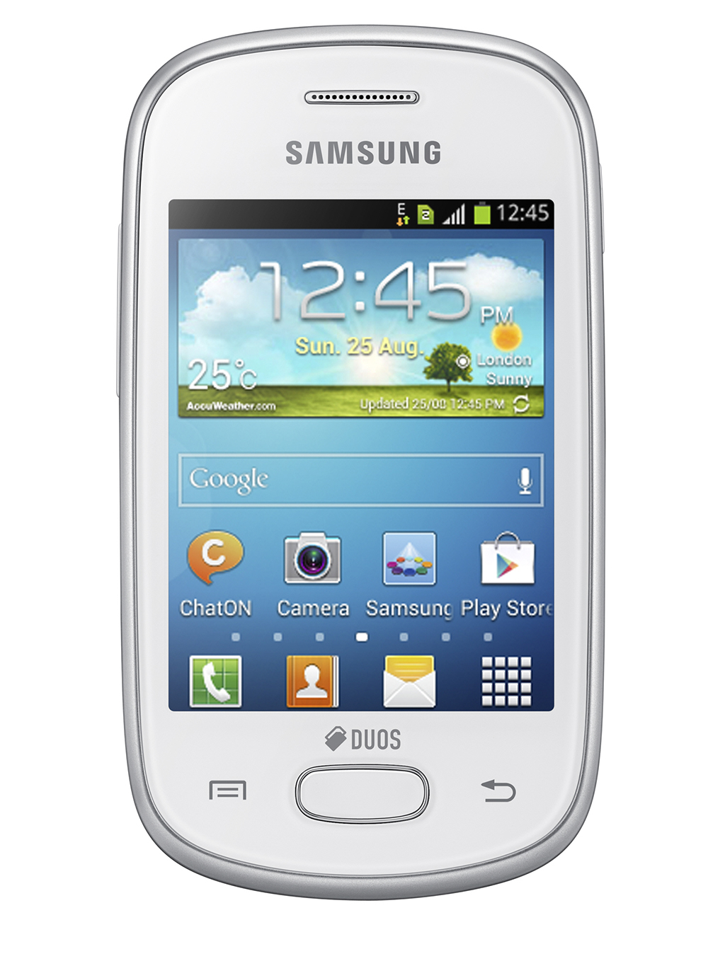 Samsung Galaxy Star S5280 - Full phone specifications