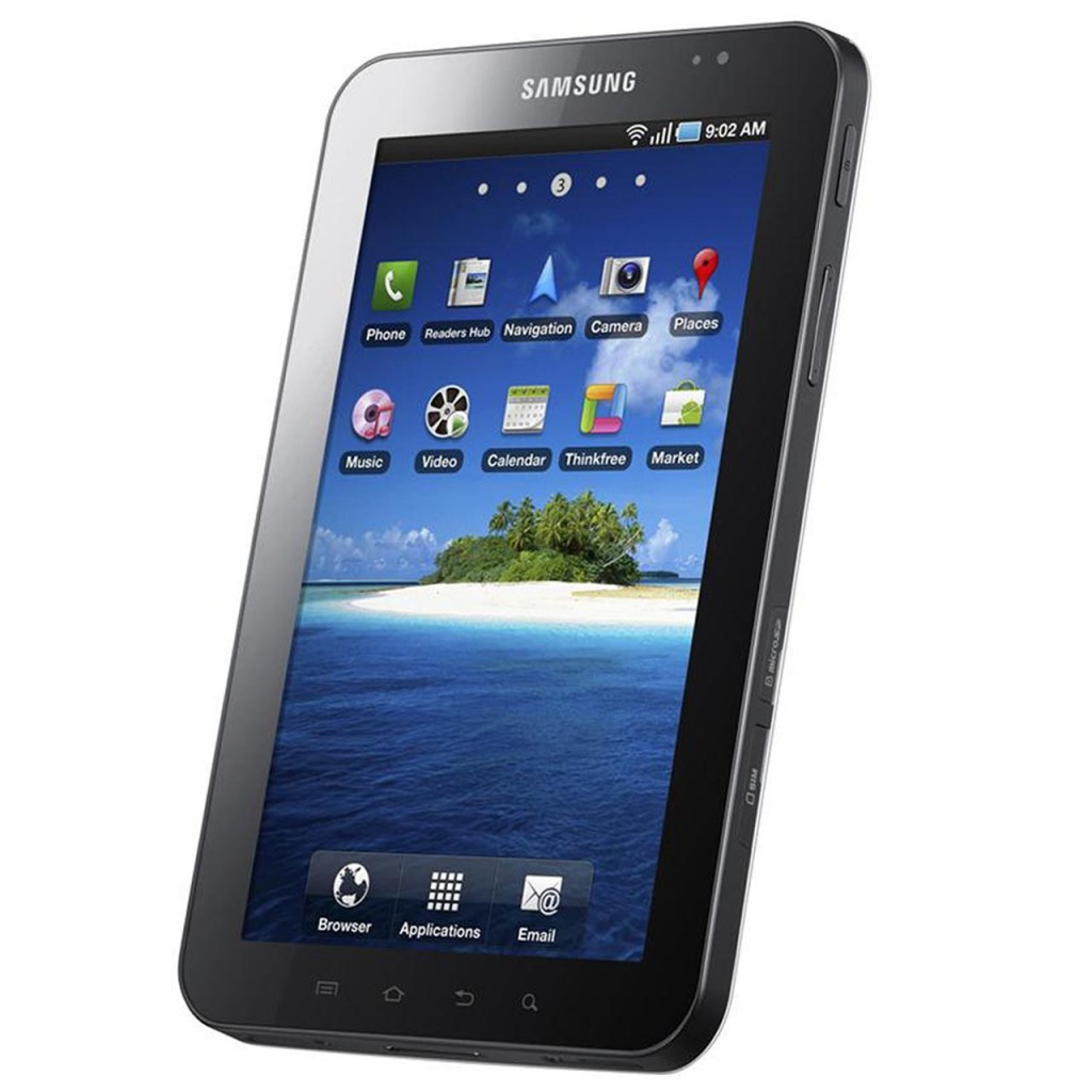 samsung p1000 galaxy tab full tablet specifications comparison. Black Bedroom Furniture Sets. Home Design Ideas