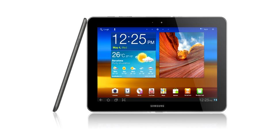 Samsung P7500 Galaxy Tab 101 3G