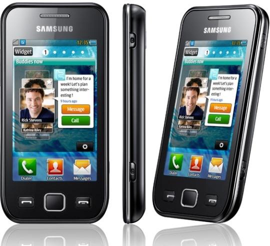 WhatsApp для Samsung gt s525