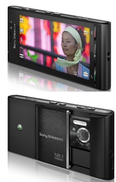 Video Review Sony ericsson Satio U1 ESPAÑOL - YouTube