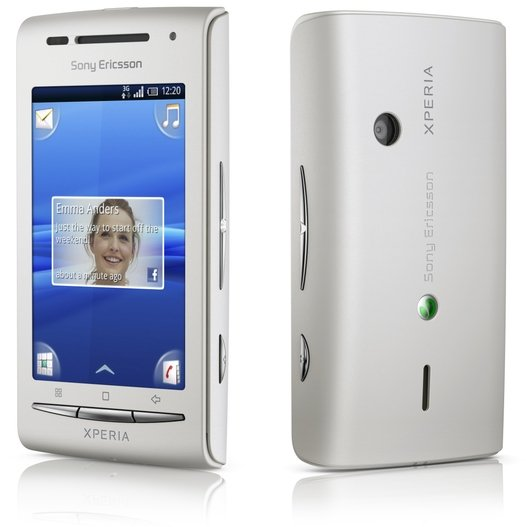 Sony Ericsson Xperia X8 - Full Phone Specifications ...