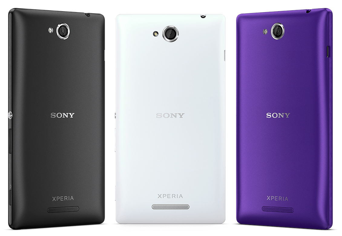 Xperia C Specification Sony Xperia C -...