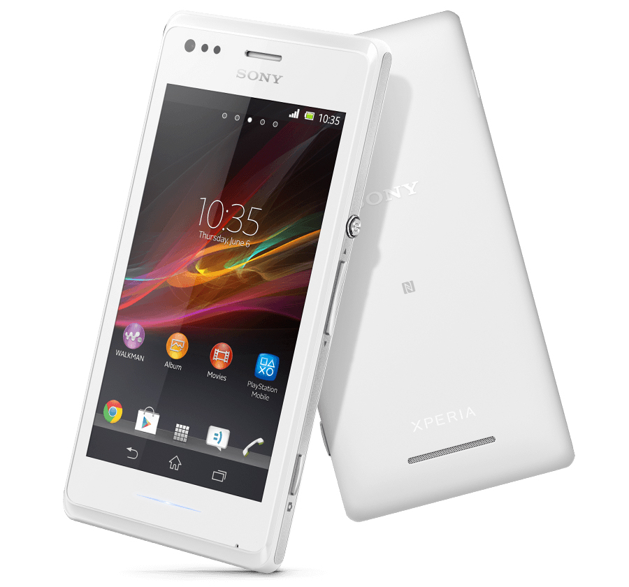 Xperia M Specification Sony Xperia M Full Pho...