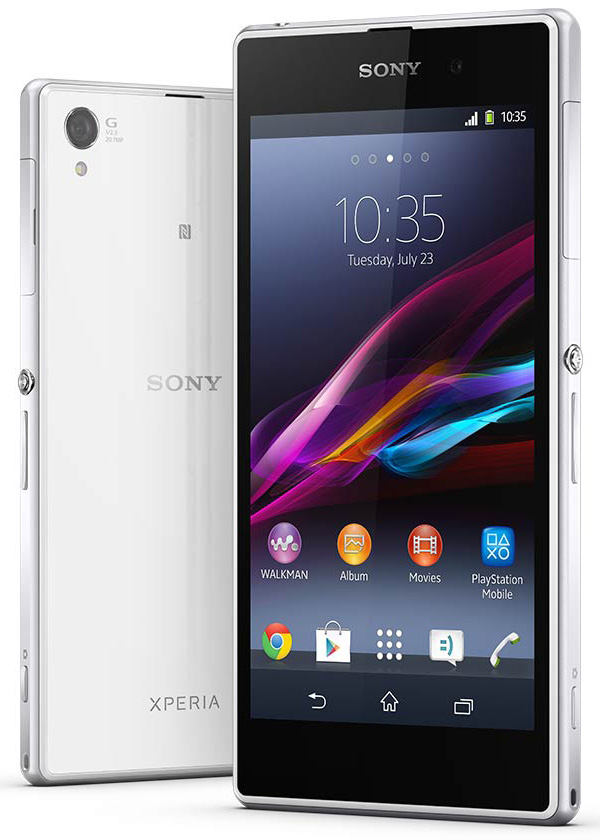 Full specification of sony xperia z1