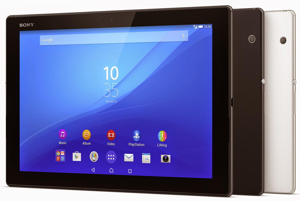 sony xperia tablet z lte harga 9th
