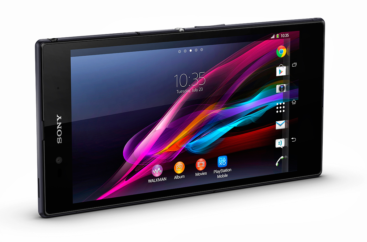 Sony Xperia Z Ultra - Full Phone Specifications, Comparison Xperia Z Ultra Specification