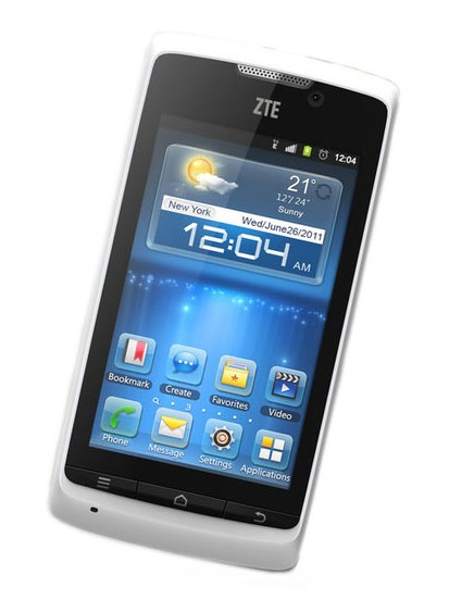 zte blade 2 specs Vodefone people are