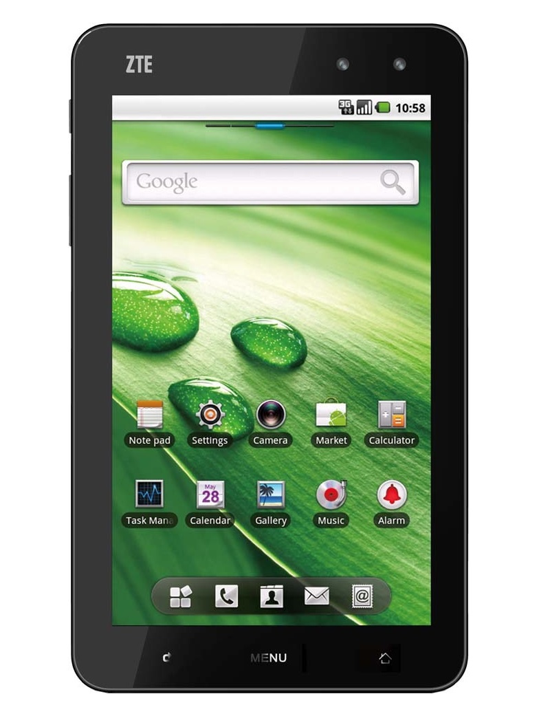 also contains tablet zte v9c taking aim Amazon's