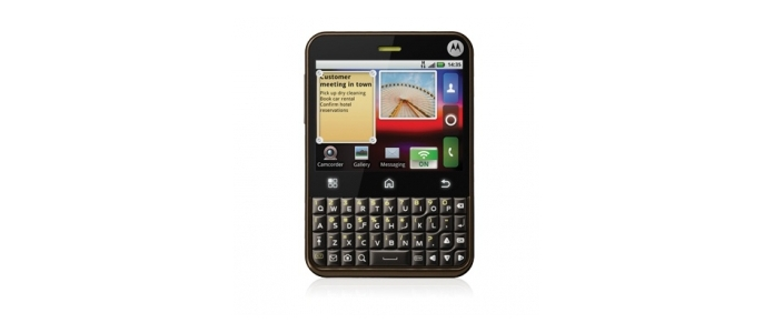 Motorola CHARM Specifications Comparison And Features