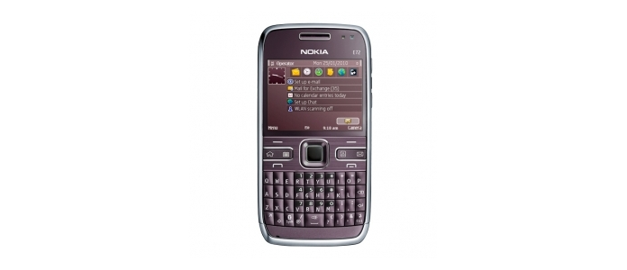 Nokia E72 Specifications, Comparison and Features
