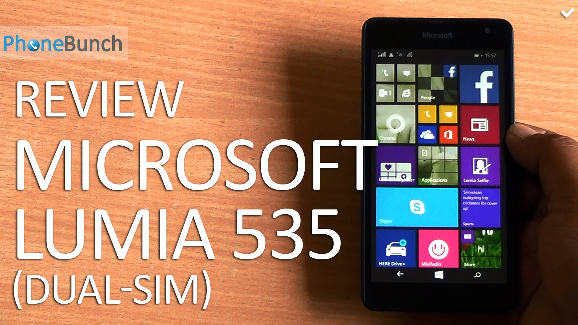 live normal, microsoft lumia 535 dual sim review you get