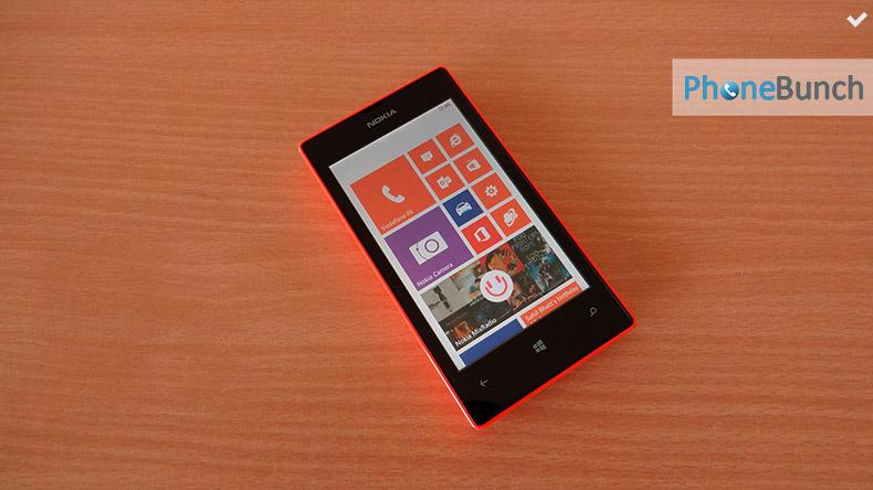 Review Nokia Lumia 525