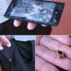 Nokia Lumia 520 deflects bullet, saves Police officer's life.