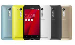 Asus launches 2nd-gen Zenfone GO (ZB452KG) with 4.5-inch display, 8MP Camera