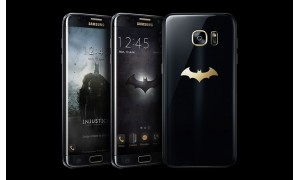 This is the Galaxy S7 Edge Injustice Edition
