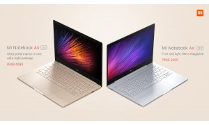 Xiaomi's first laptop, the Mi Notebook Air is thinner and lighter than Apple's, costs $750