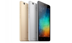 Xiaomi Redmi 3S launching in India next month priced about Rs. 7000