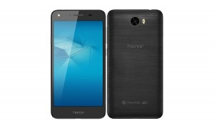Budget Honor 5 smartphone launched with 2GB RAM, 4G VoLTE priced at about Rs. 6000