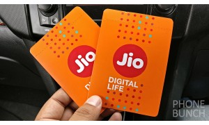 Jio Offer with free 4G Data now extended to Vivo, HTC and Intex smartphones