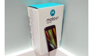 Moto E3 Power now available in Hong Kong with a huge 3500 mAh battery