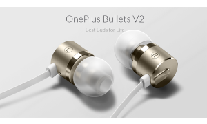 OnePlus announces Bullets V2 earphones for $19.95
