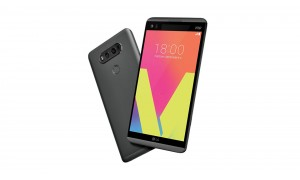 LG V20 running Android Nougat launched with Dual-cameras