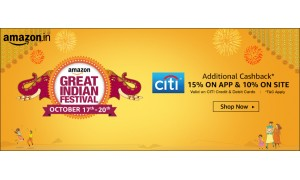 All the best offers on smartphones in Amazon Great Indian Festival Sale - October 17 to 20