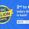 Flipkart Big Billion Days Sale: Moto Turbo for just Rs. 13999, huge discounts on Samsung Galaxy On8, LeEco Le 2, Mi 5, Redmi 3S Prime, Zenfone 2