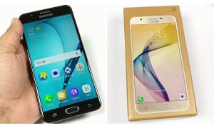 Samsung Galaxy On Nxt Unboxing, Benchmarks, Camera Samples and Hands-on Preview
